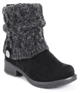 Muk Luks Women's Pattrice Boots Women's Shoes