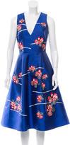 Sachin + Babi Noir Estelita A-Line Dress w/ Tags