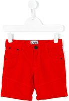 Karl Lagerfeld denim shorts - kids - Cotton/Spandex/Elastane - 4 yrs