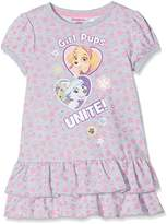 Nickelodeon Girl's Paw Patrol Pup Unit Dress,(Manufacturer Size: 4 Years)