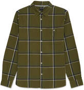 Whistles Stitched Large Check Shirt