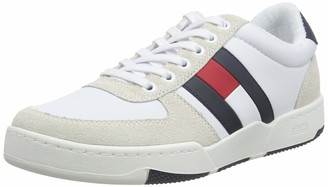 Tommy Jeans Casual Basket Sneaker Mens Low-Top Sneakers