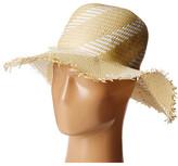 BCBGMAXAZRIA Pom Pom Floppy Hat