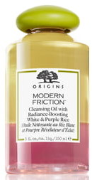 Origins Modern Friction(TM) Cleansing Oil with Radiance-Boosting White & Purple Rice