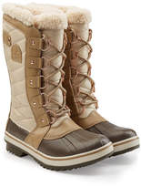 Sorel Torino II Holiday Leather Boots with Shearling