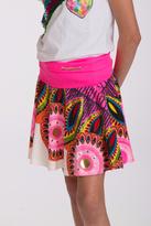 Desigual Peacock Skirt