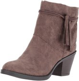 Rampage Women's Talk Back Ankle Bootie