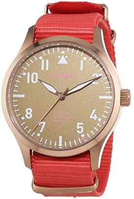 POP-PILOT Pop Pilot Unisex Quartz Watch with Lis Analogue Quartz Nylon P4260362631117