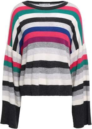 Autumn Cashmere Striped Cashmere Sweater