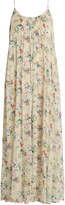 Mes Demoiselles Ashley floral-print cotton-gauze dress