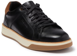 Cole Haan Grand Crosscourt Craft Leather Sneaker