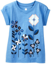 Tea Collection Mulino A Vento Graphic Tee (Toddler, Little Girls, & Big Girls)
