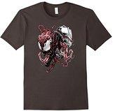 Marvel Carnage and Venom Graphic T-Shirt Men, Women