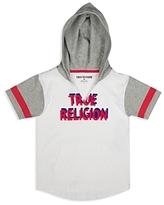 True Religion Boys' Hooded Tee - Little Kid