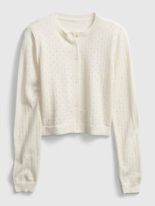 Gap Kids Knit Cardigan
