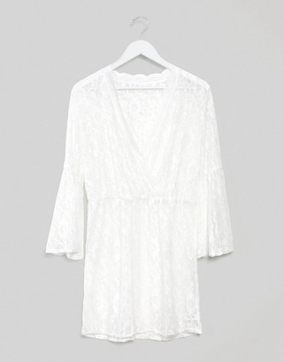 Pour Moi? Pour Moi Free Spirit Cover Up in White