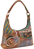 Anuschka Contemporary Hobo - Abstract Twilight
