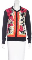 Dolce & Gabbana Silk & Cashmere-Blend Cardigan