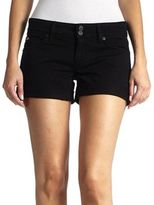 Hudson Mia Rolled Denim Shorts