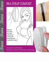Braza Bra Strap Comfort Silicone Cushion Shoulder Pads