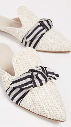Cupcakes And Cashmere Nasha Point Toe Mules