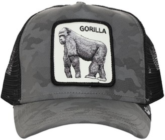 Goorin Bros. Reflective Gorilla Trucker Hat W/Patch