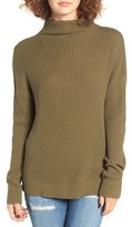 BP Women's Mock Neck Sweater