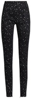Balenciaga Star-print high-rise leggings