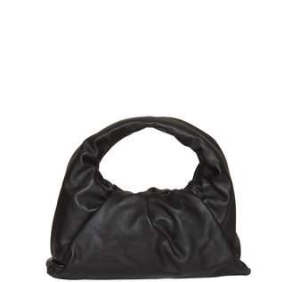 Bottega Veneta Soulder Pouch In Smooth Leather