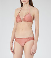 Reiss Skye B Mid-Rise Bikini Briefs