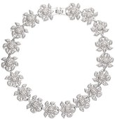 Nina Women's 'Camilia' Crystal Collar Necklace