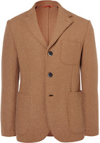 Barena - Unstructured Boiled Wool Blazer
