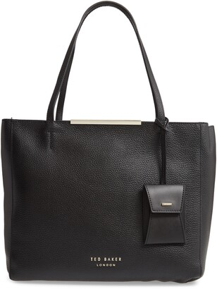 Ted Baker Dixiie Leather Shopper & Pouch