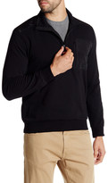 Kenneth Cole New York Quarter Zip Sweater