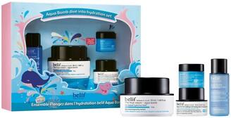belif Dive Into Hydration Aqua Bomb Set