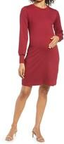 Thumbnail for your product : Savi Mom Sochi Long Sleeve Maternity Dress