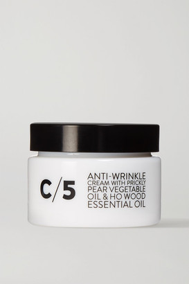 COSMYDOR + Net Sustain C/5 Anti-wrinkle Cream With Prickly Pear Vegetable Oil & Ho Wood Essential Oil, 50ml - one size