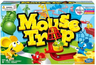 Hasbro Mouse Trap Game FromHasbro Gaming