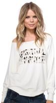 Spiritual Gangster Palm Fill Sweatshirt