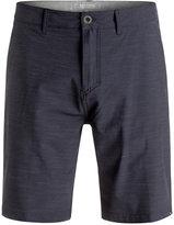 """Quiksilver Men's Slubbed Amphibian 21"""" Shorts"""