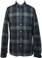 Oliver Spencer Green new York Shirt