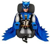 Kids Embrace KidsEmbrace Friendship Combination Booster Car Seat Batman Deluxe