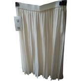 Givenchy Mid-Length Silk Skirt