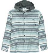 Billabong Baja Flannel Hooded Shirt - Boys'