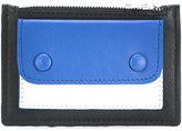 Ami Alexandre Mattiussi zipped cardholder wallet - men - Leather - One Size