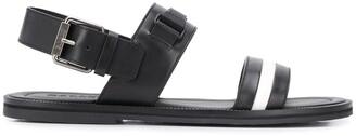 Bally Slingback Flat Sandals