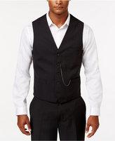 INC International Concepts Men's Jace Slim-Fit Plaid Vest, Only at Macy's