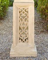 Horchow Pierced Pedestal