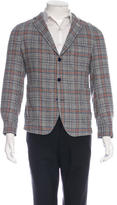 Gant Wool Plaid Blazer