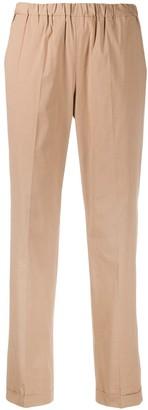 Alberto Biani Cropped Slim Trousers